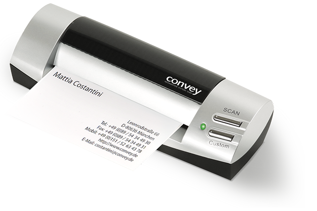 businesscard scanner for lead management